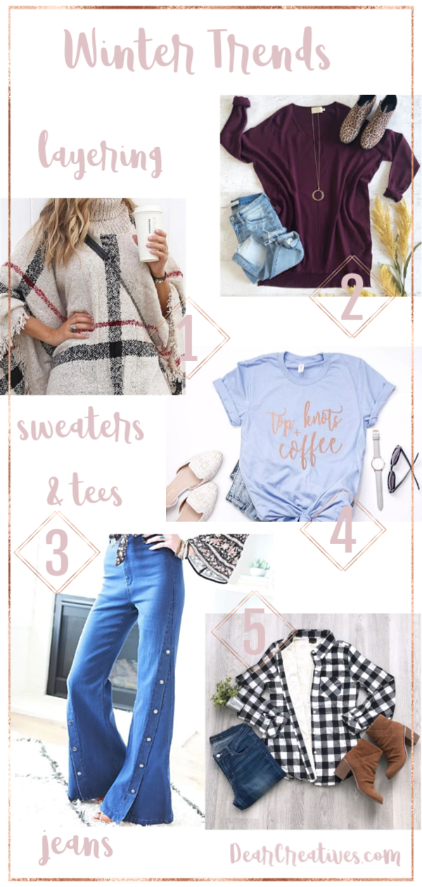 Cute Winter Outfits To Keep You Warm and Cozy!