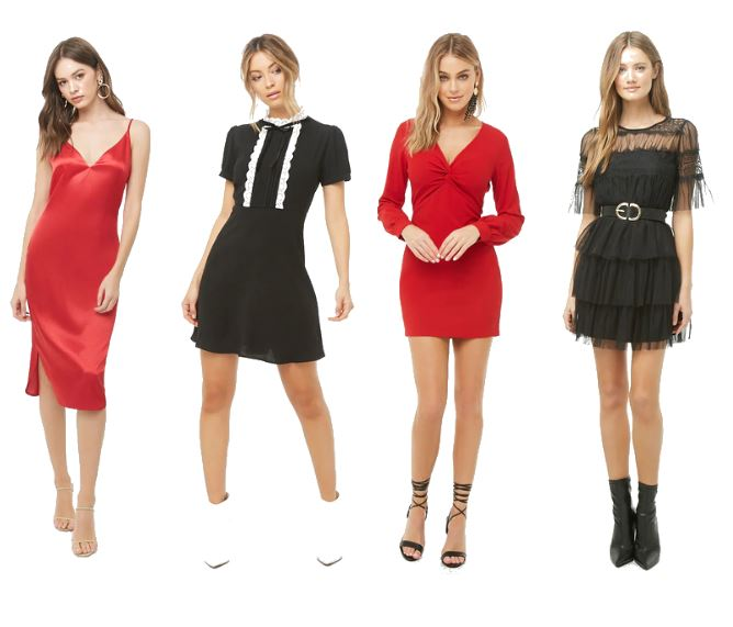 Cute Dresses for Valentine's Day or cute dresses for Sadie Hawkins Dance