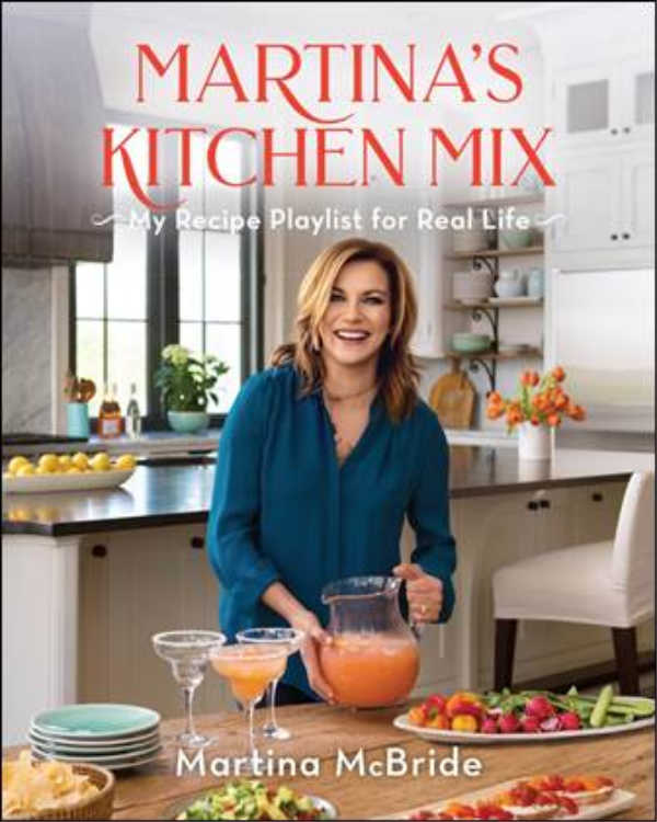 Martina McBride Cookbook - Martina's Kitchen Mix