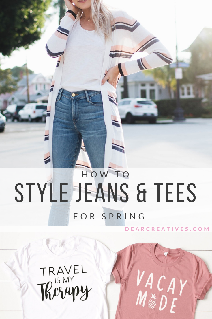 Casual Chic Looks To Dress Up Your Jeans And Tees