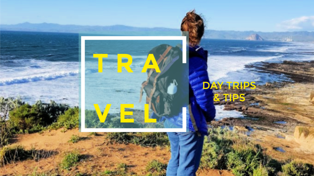 Day Trips - Travel Tips Montana de Oro California DearCreatives.com