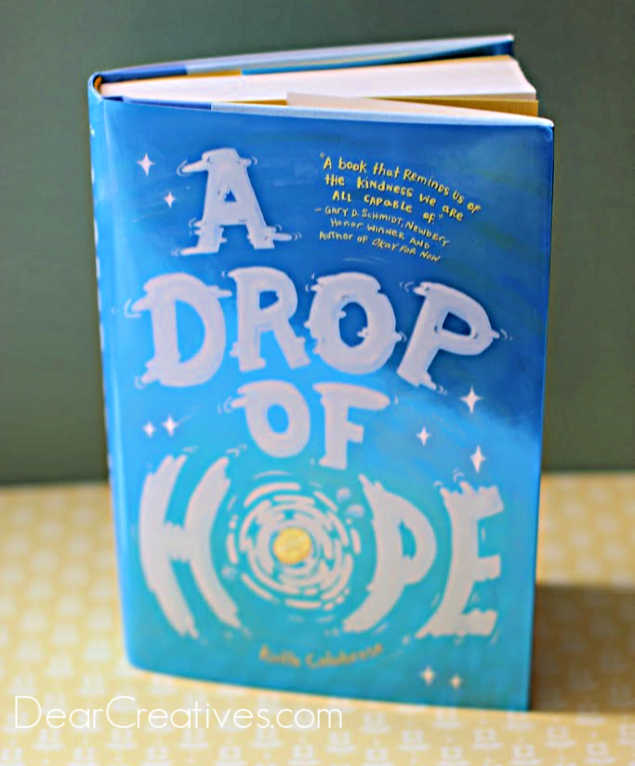 A Drop of Hope - find out about this new release kids book. A touching story of a magical wishing well and the kindness that begins. DearCreatives.com