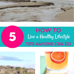 5 Easy Healthy Living Tips To Improve Your Daily Wellness. When taking this product use as directed #healthylivingtips #dailywellness #morningroutines #daily #health #dearcreatives