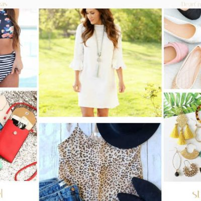 Outfit Ideas for Spring and Fashion Deals DearCreatives.com #outfitideas #fashionfinds #womensfashions #style #travel #dearcreatives