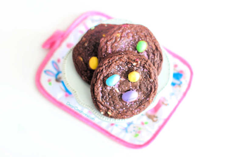 brownie cookies recipe - DearCreatives.com