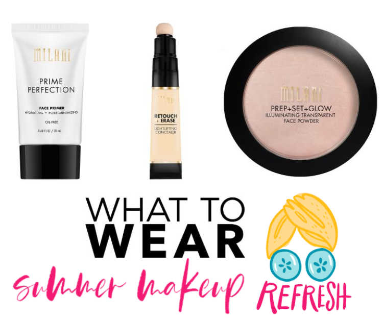 Beauty Tips- Must-haves to keep makeup on all day long in the summer. Makeup Tips - DearCreatives.com