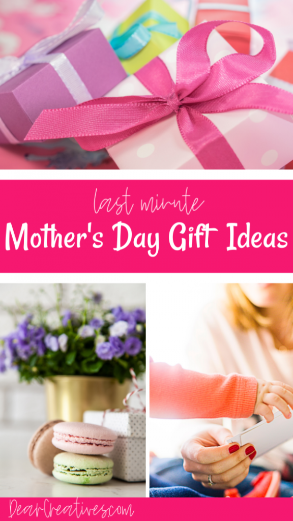 Mother's Day Gifts Amazon- Find so many awesome Mother's Day ideas, gift guides and gift lists. You can't pass up these last minute gift ideas for mom. Or if you are planning ahead! - DearCreatives.com #mothersdaygifts #giftideas #lastminute #giftsformom #giftsforher