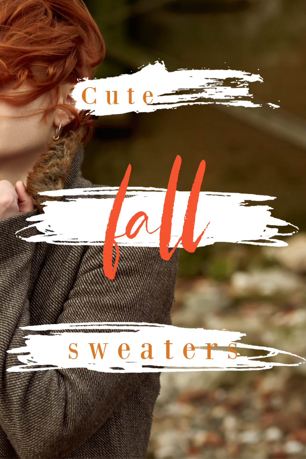 Style Your Outfits With Cute Fall Sweaters