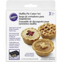Wilton Muffin Cutter Set, Autumn
