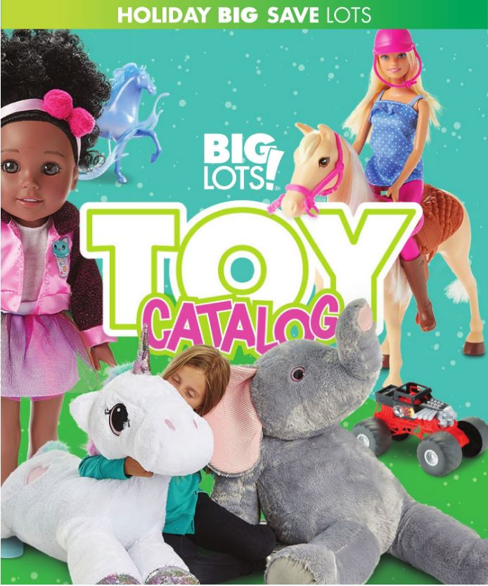 Big Lot's Toy Catalog 2019-Trending Toys