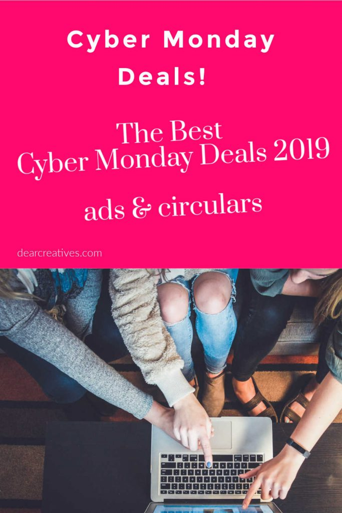 Cyber Monday - Find cyber Monday deals with these ads and circulars all in one place! This makes it so easy to shop and score on Cyber Monday! DearCreatives.com