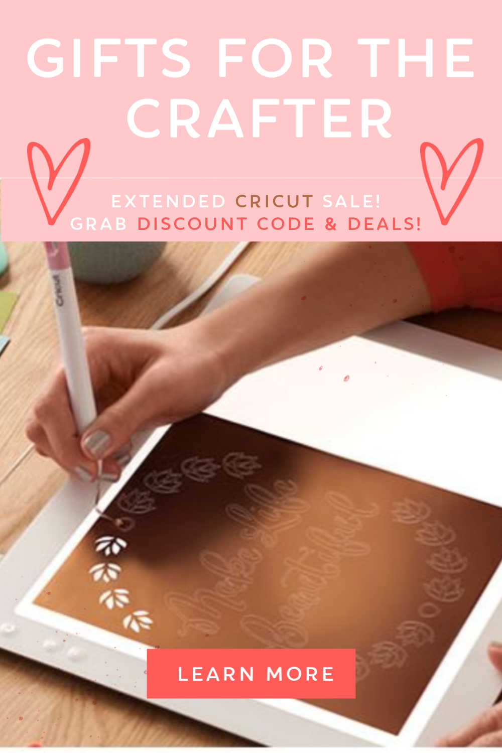 Cricut Sale Extended! Cricut Maker On Sale…