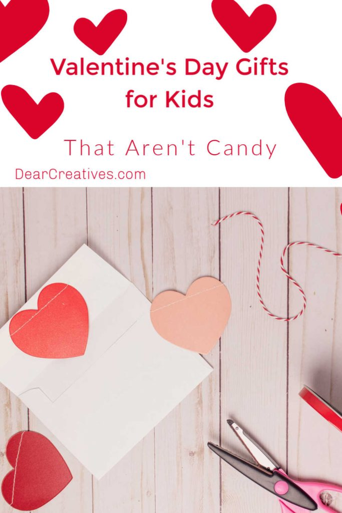 Valentine S Day Gifts For Kids That Aren T Candy Dear Creatives