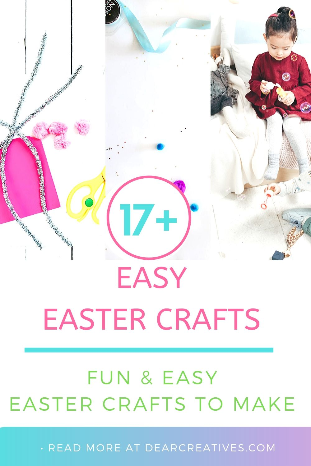 17+ Easy Easter Crafts That Are Fun To Make!