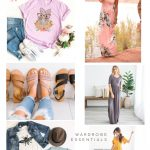 Cute outfit ideas for spring - Ideas for women and kids. Grab these ideas and see where to find all the deals for spring and Easter style! DearCreatives.com