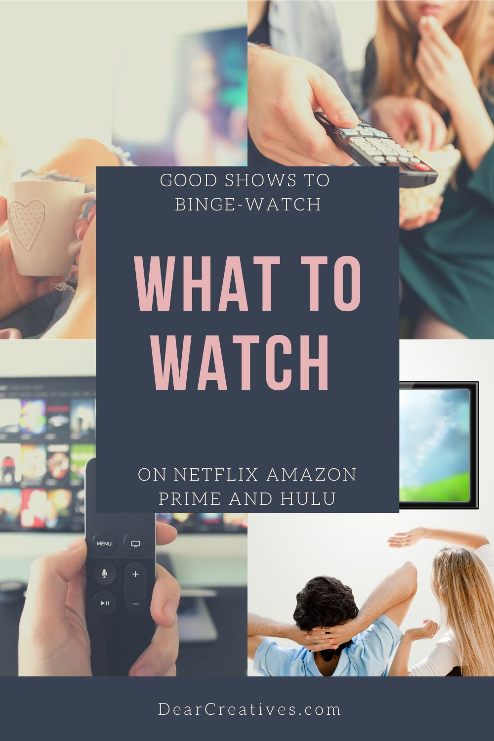 Good Shows To Binge Watch Right Now