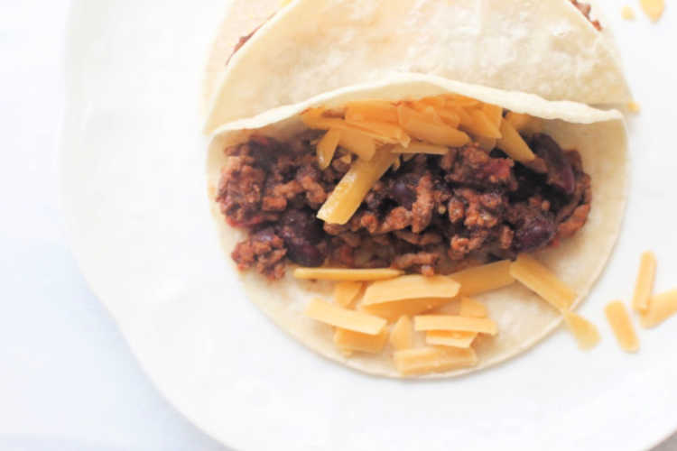 ground beef tacos - how to cook ground beef tacos - DearCreatives.com