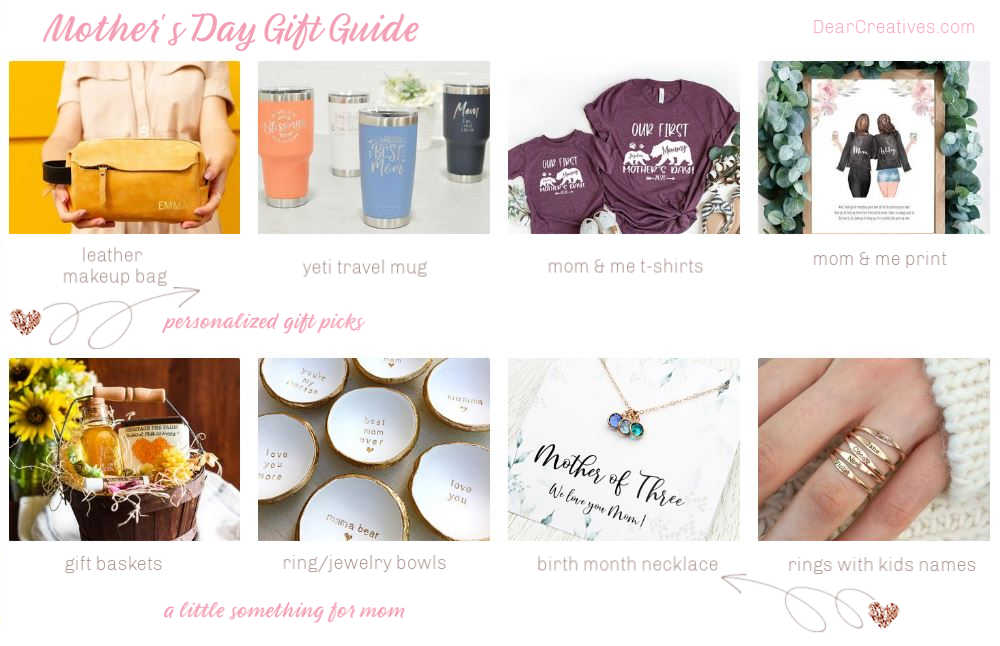 Mother's Day Gift Guide - I don't know about you but, all those moms out there are going to need a little pampering this year on Mother's Day. I think any mom out there is probably doing double duty, caring for her kids and family. Why not treat her right by giving her a token of affection. Today we have a gift guide filled with picks especially for mom, well and grandma too.