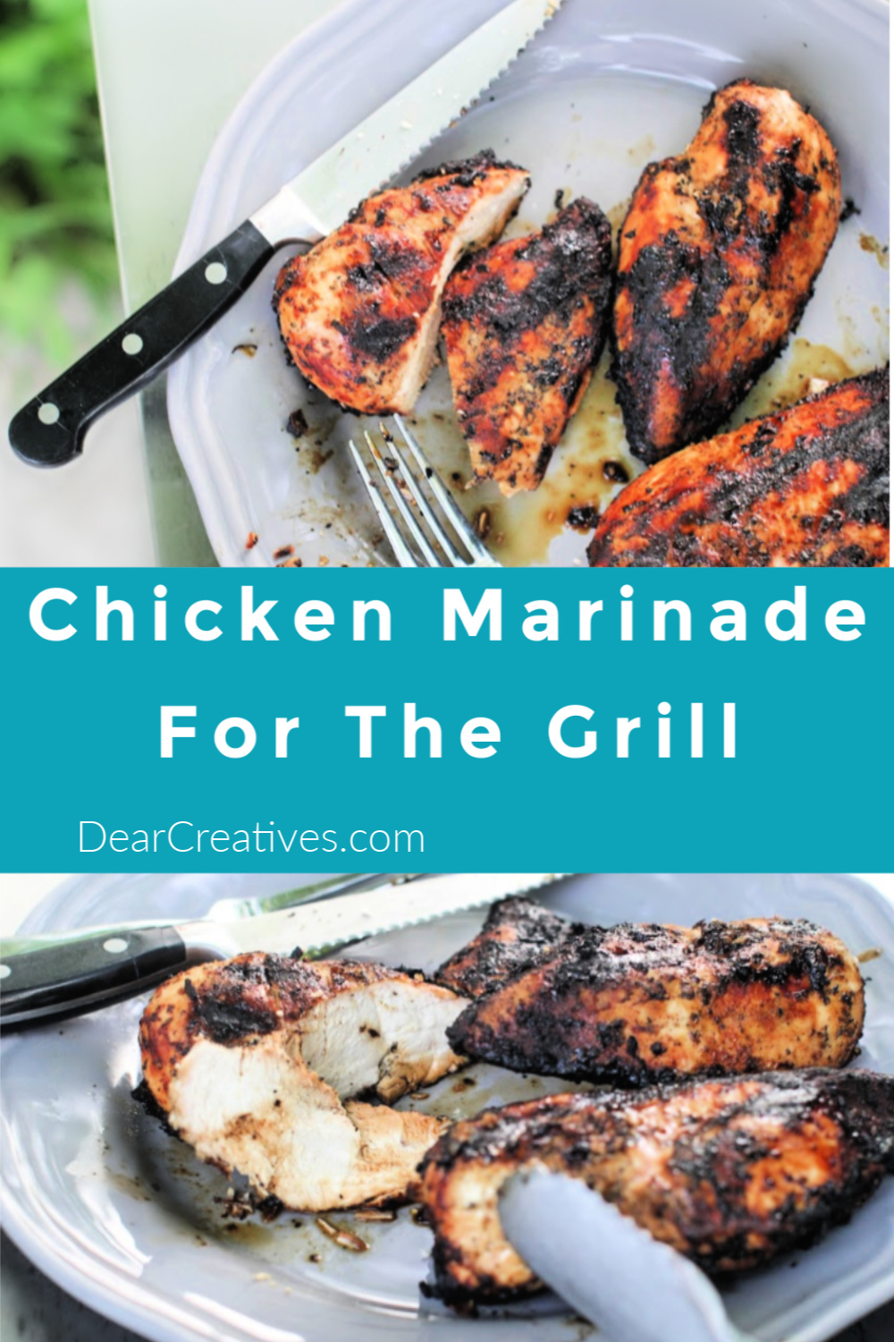 Chicken Marinade For The Grill