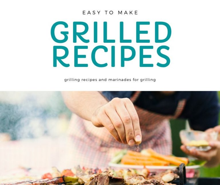Grilled Recipes - grilling recipes and marinades for grilling - DearCreatives.com