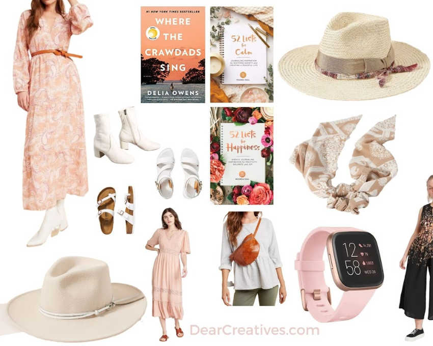 Pretty Little Things - style- list of pretty little things to brighten your day! Wish List of useful, fun, stylish, pretty things. DearCreatives.com