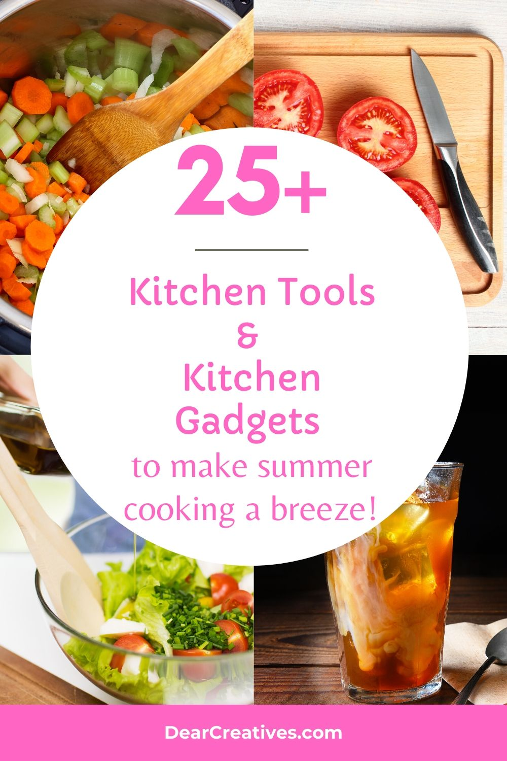 Kitchen Tools For Summer – Make Cooking A Breeze!
