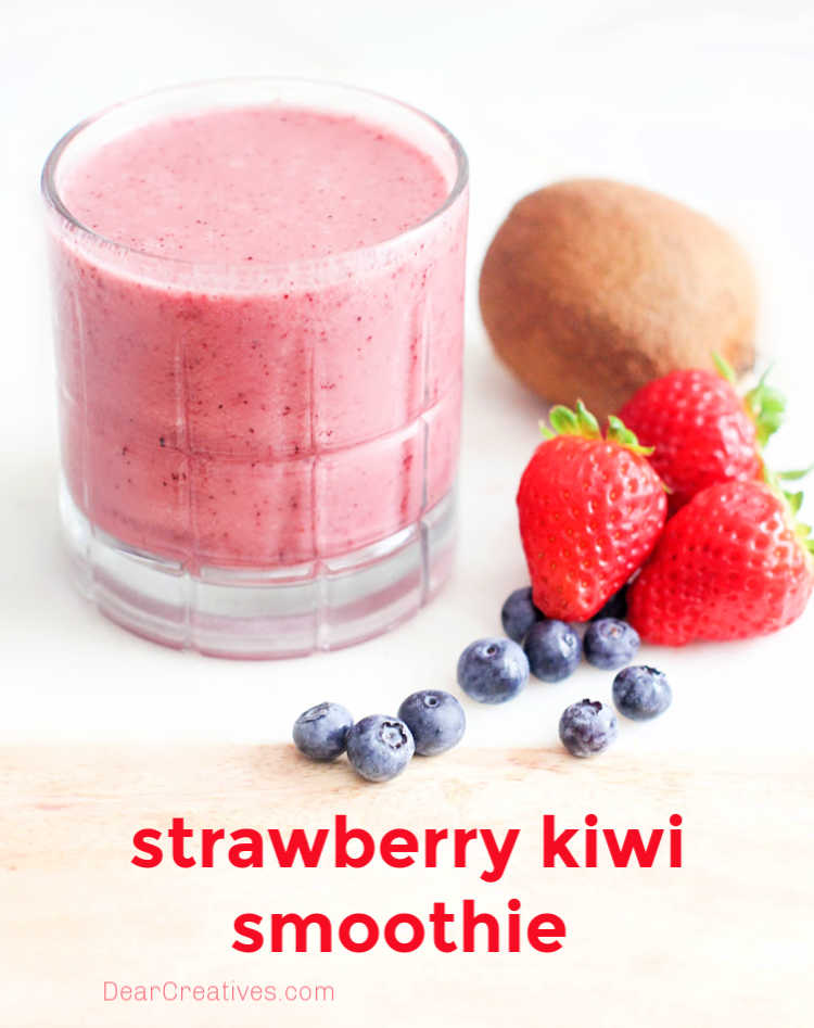 Strawberry-Kiwi-Smoothie-healthy-fruit-smoothie-filled-with-fresh-fruits-and...grab-the-smoothie-recipe-at-DearCreatives.com