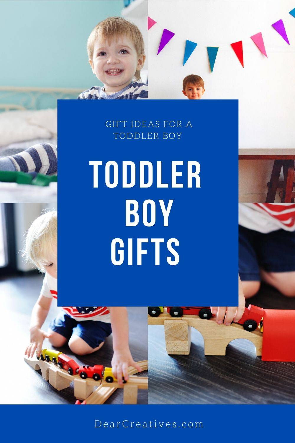 Toddler Boy Gifts They Will Love!