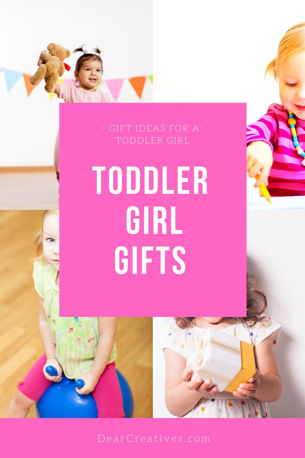 Top 10 Toddler Girl Gifts