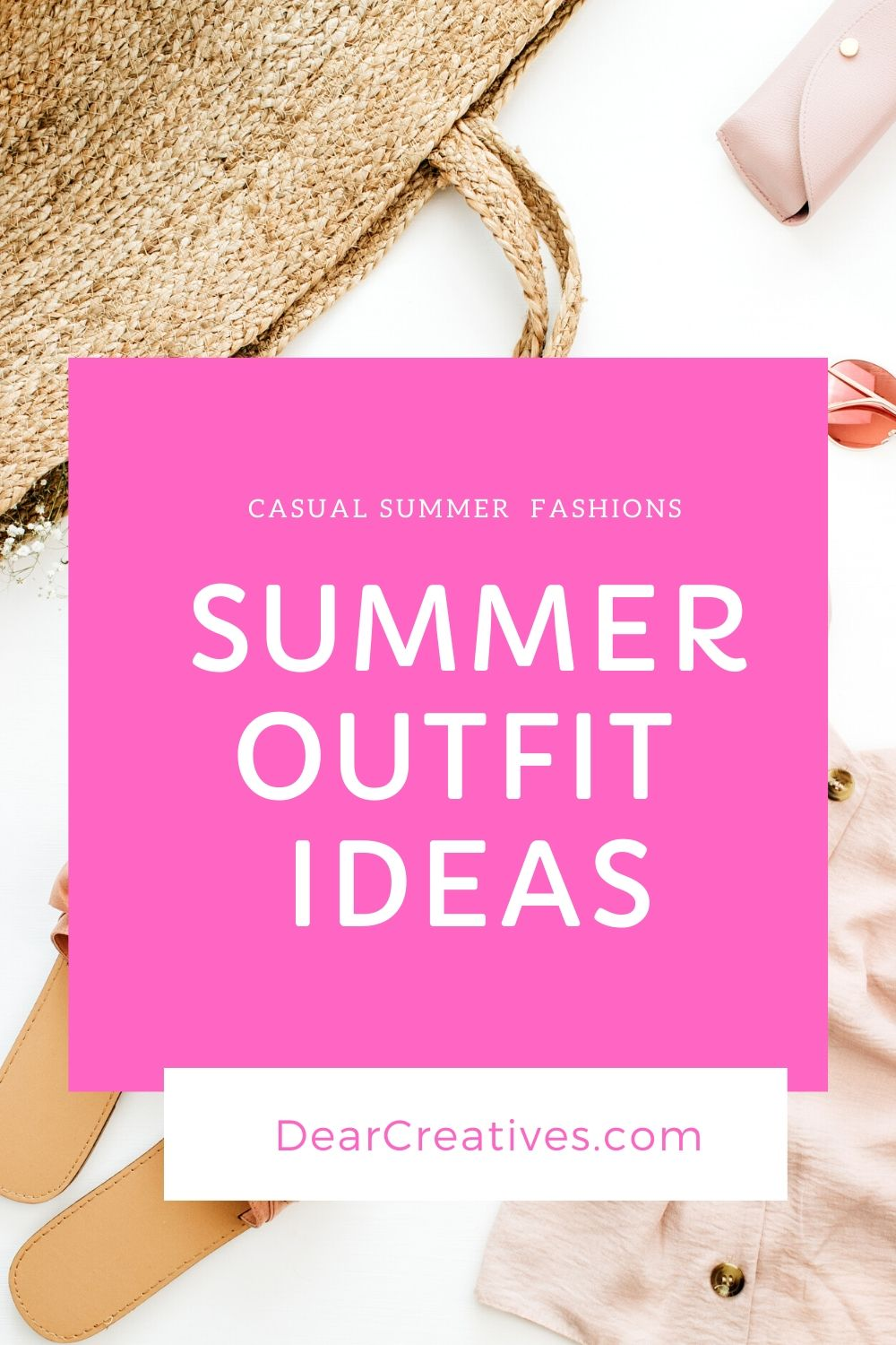 Summer Outfit Ideas To Wear Right Now!