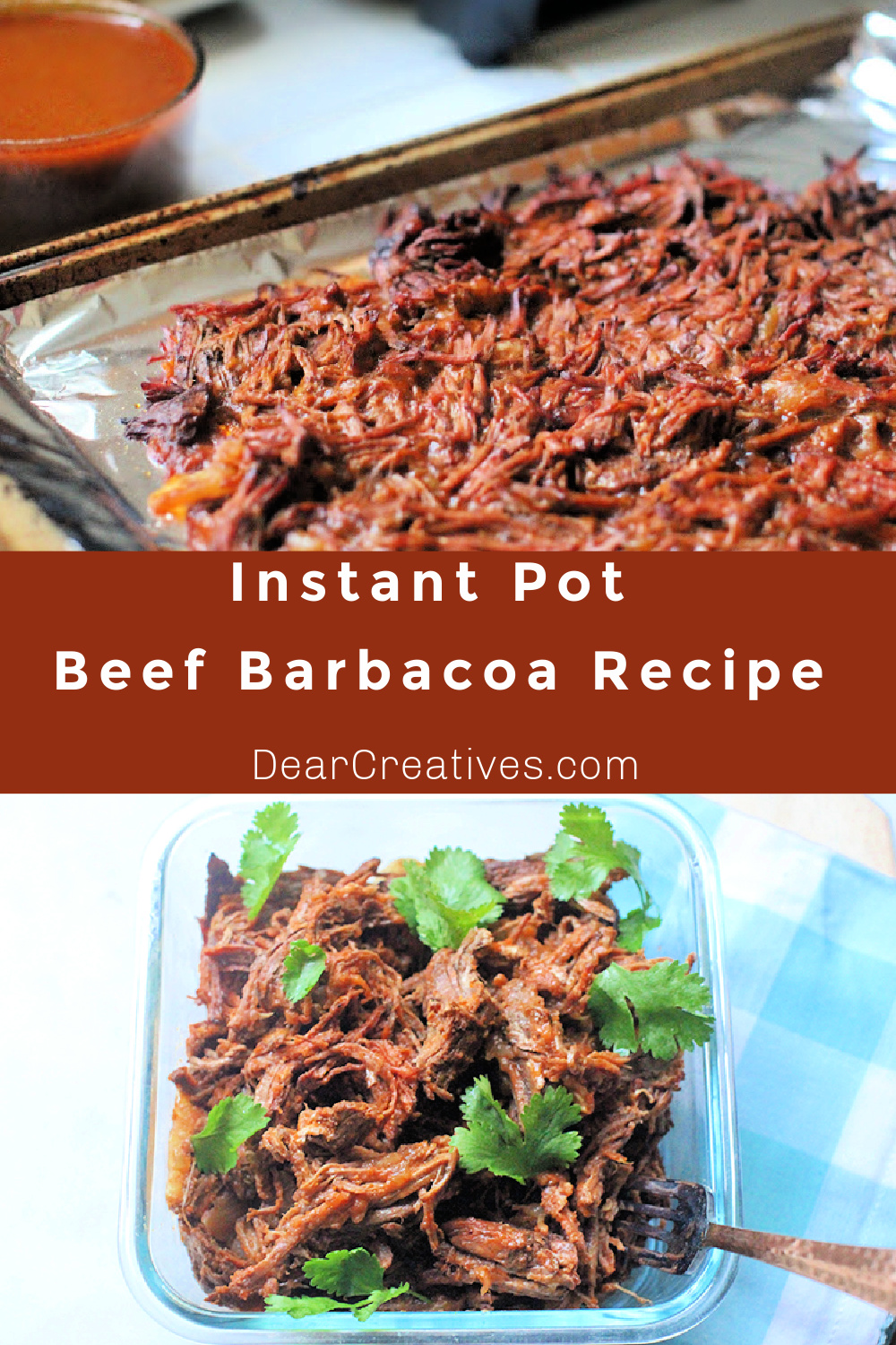 Beef Barbacoa Recipe (Instant Pot)