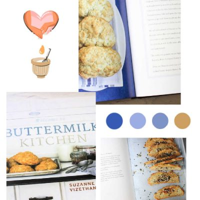 Cookbook Review - Welcome To Buttermilk Kitchen - DearCreatives.com