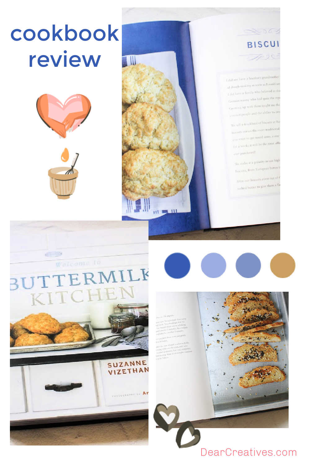 Welcome To Buttermilk Kitchen – Cookbook Review