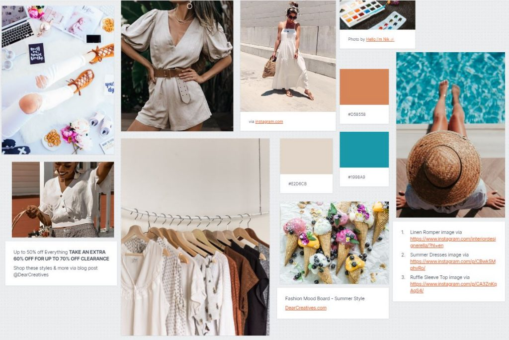 Summer Outfits for Women - Summer Style - Style Your Looks like this and refresh your wardrobe with this huge summer sale!