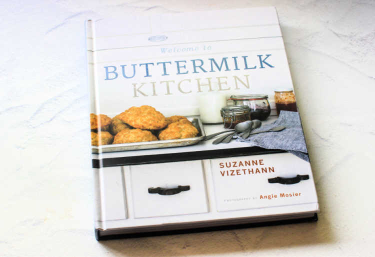 Welcome To Buttermilk Kitchen - cookbook review - © DearCreatives.com
