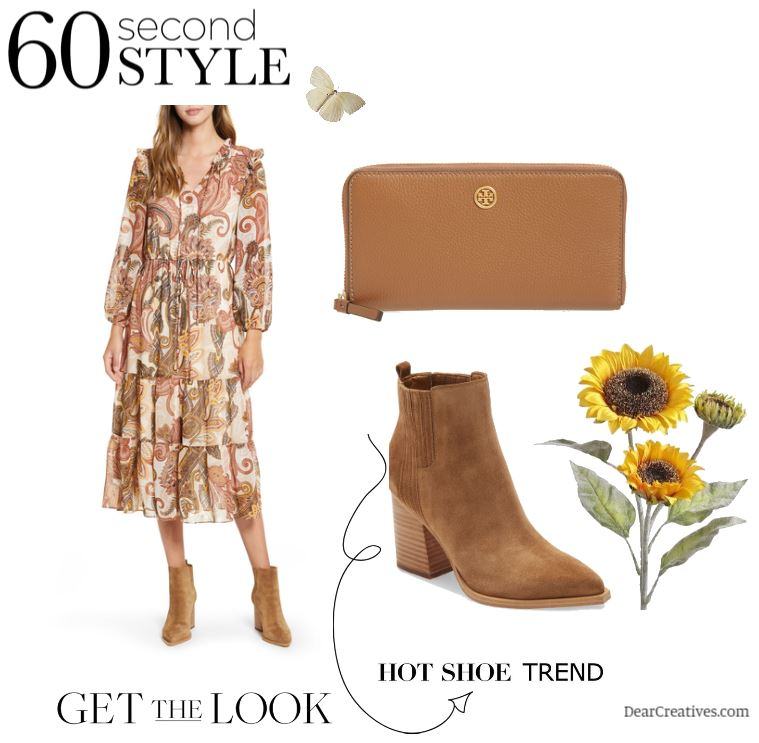 60 second style - fall outfit idea - DearCreatives.com