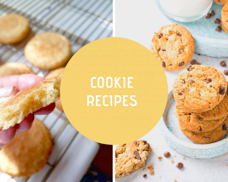 Cookie Recipes - Try any of these easy to make cookie recipes. Perfect for milk dunkin' - Find cookie recipes at DearCreatives.com