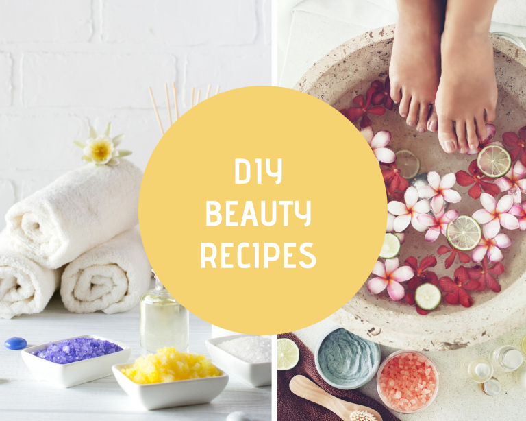Beauty Recipes and DIY Beauty Recipes. From Bath bombs, sugar scrubs, salt scrubs, foot soaks and more. Make your own beauty products at home. DearCreatives.com