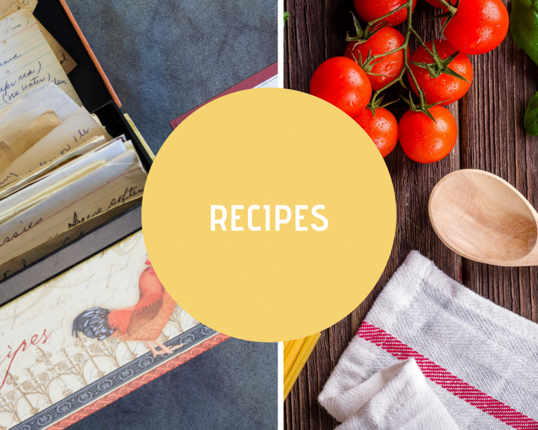 Recipes - Meal Planning- Easy Recipes anyone can make! DearCreatives.com