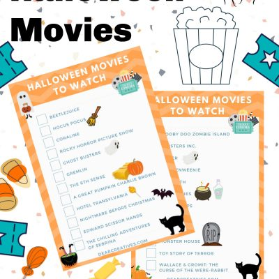 Family-Halloween-Movies-A-list-of-Halloween-movies-for-Families.-Plus-2-page-printable-list-of-Halloween-movies-to-watch-DearCreatives.com