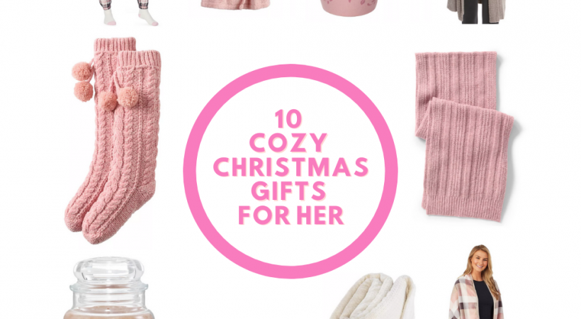 10 Cozy Christmas Gifts For Her!