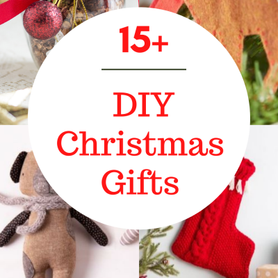 DIY Christmas Gifts - Now is the perfect time to make homemade Christmas gifts for the holidays. Grab DIY Christmas gift ideas, where to get patterns and instructions... DearCreatives.com