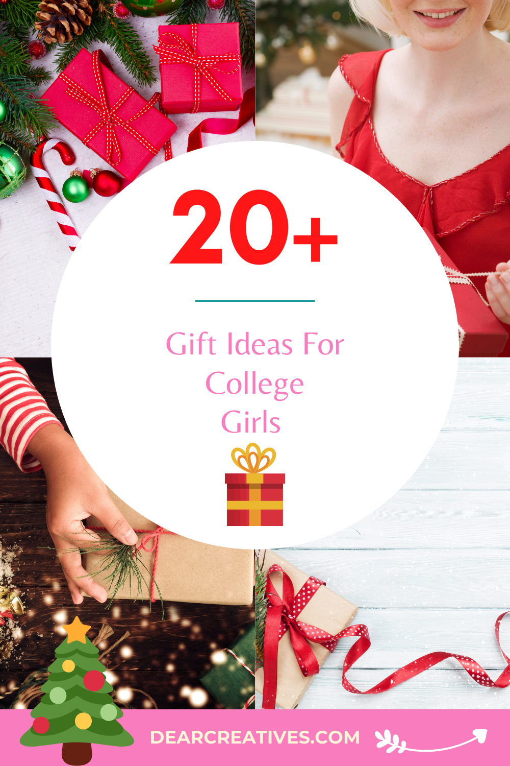 College Girl Christmas Gifts