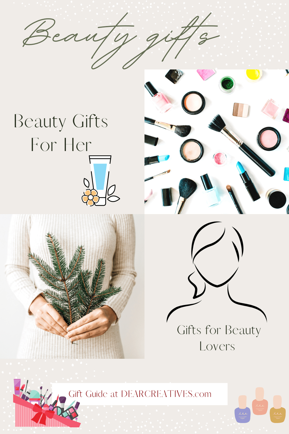 Beauty Gifts She Will Love Getting!