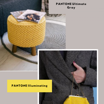 Are you ready to give your home a refresh_ Brighten up your home with the color combination of yellow and gray! Home Decor Ideas - DearCreatives.com