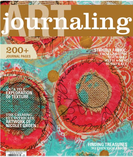 Art - Journaling-Magazine - Winter Issue - Stampington