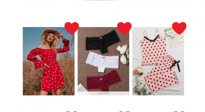 Valentine's Day Outfit Ideas + #SheinForTheWin