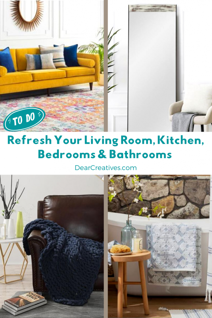 Best Winter Buys For Giving Your Home A Refresh! DearCreatives.com