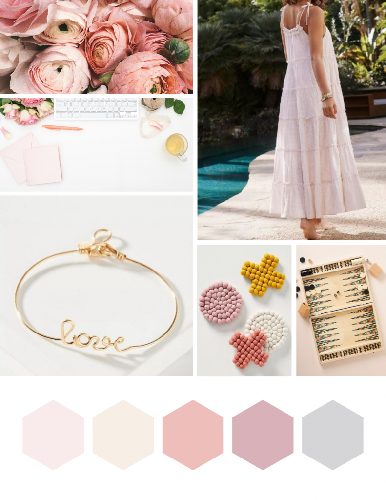 Set the mood for a romantic day and evening - Valentine's Day ideas - style... DearCreatives.com