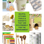 Eco-Friendly Kitchenware to help you go green! It's way easier than you think to help the environment with these eco-friendly kitchen tools...DearCreatives.com